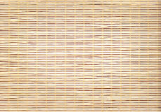 Bamboo napkin roll backround. Brown bamboo napkin roll background Stock Photos
