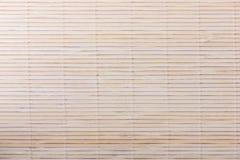 Bamboo napkin Stock Photo