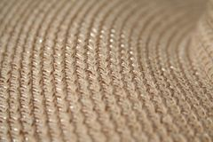 Bamboo Net Royalty Free Stock Photos