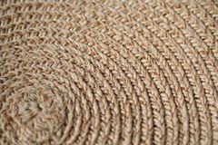 Bamboo Net Stock Photo