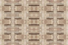 Bamboo old weave wall texture beautiful pattern background.  Stock Photos