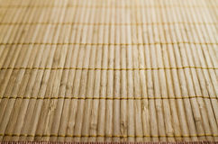 Bamboo pad Royalty Free Stock Photography