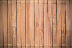 Bamboo pad background Royalty Free Stock Photos