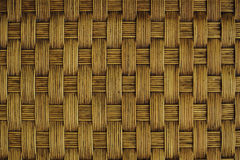 Bamboo panel Royalty Free Stock Image