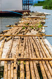 Bamboo pathway Stock Photos