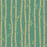 Bamboo pattern. Seamless Bamboo pattern - will tile perfectly at any size Stock Images