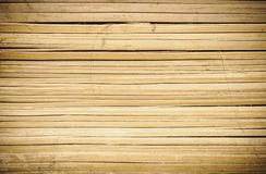 Bamboo pattern background Royalty Free Stock Photos