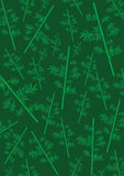 Bamboo pattern Royalty Free Stock Photography