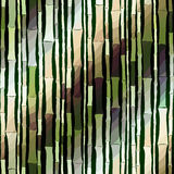 Bamboo pattern. Royalty Free Stock Photos