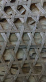 Bamboo patterns texture Royalty Free Stock Photography