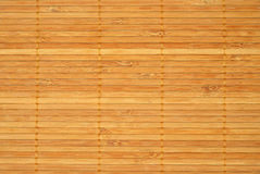 Bamboo place mat Royalty Free Stock Photos