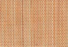 bamboo placemat Стоковое Изображение
