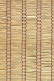 Bamboo placemat Stock Photos