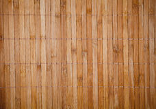 Bamboo placemat texture Royalty Free Stock Photo