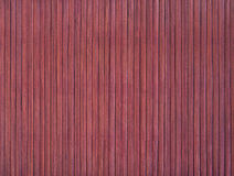 Bamboo placemat texture Stock Image