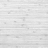 Bamboo plank white texture background Royalty Free Stock Photo
