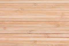 Bamboo planks shallow deph of field Stock Photo