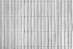Bamboo plate mat Stock Image