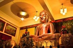 Bamboo Principle buddha image Royalty Free Stock Image