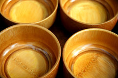 Bamboo product Royalty Free Stock Photos