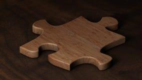Bamboo Puzzle Royalty Free Stock Photo