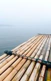 bamboo rafe стоковые фото