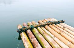 bamboo rafe стоковая фотография