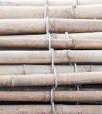 Bamboo raft Royalty Free Stock Image