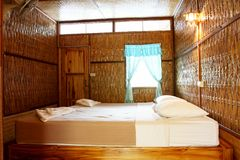 Bamboo resort Royalty Free Stock Photography