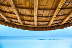 Life and interior items of the Gili Trawangan island, Indonesia. Royalty Free Stock Images