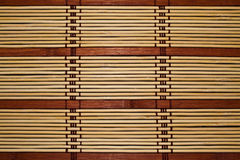 Bamboo rug Stock Photos