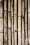 Bamboo screen nature background. Exotic bamboo screen wall natural background Stock Images