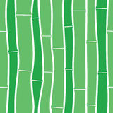 Bamboo seamless pattern. Vector illustration Royalty Free Stock Photography