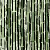 Bamboo seamless pattern Stock Image