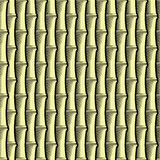 Bamboo seamless wallpaper Stock Photography