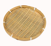 Bamboo sieves Royalty Free Stock Image