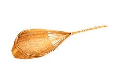Bamboo sieves Stock Photo