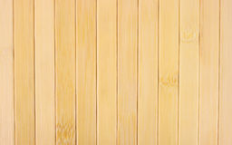 Bamboo slats. A series of bamboo slats for a background Royalty Free Stock Image