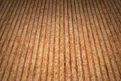 Bamboo Slatted Mottled Vignetted Background Scenery Royalty Free Stock Photography