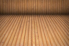 Bamboo Slatted Vignetted Background Scenery Royalty Free Stock Photo
