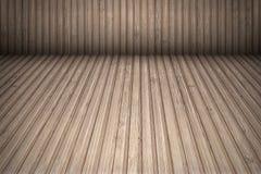 Bamboo Slatted Vignetted Background Scenery Stock Photo