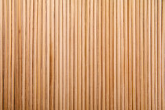 Bamboo steaks background Royalty Free Stock Photo