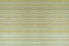 Bamboo stick straw mat texture to background Stock Photography