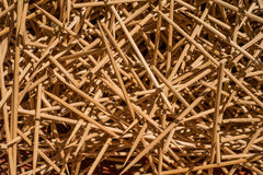 Bamboo stick. Stock Images