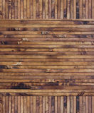 Bamboo stick wooden texture  isloated on white Stock Photos