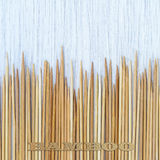 Bamboo sticks abstract background Stock Images