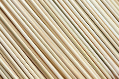 Bamboo Sticks Backround. Close-up Stock Images