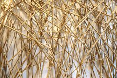 Bamboo sticks Royalty Free Stock Images