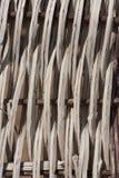 Bamboo sticks wood fence photo Royalty Free Stock Photo