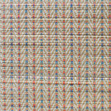 Bamboo straw mat as abstract texture background Stock Images